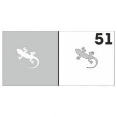 Airnails, Трафареты №51