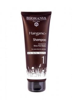 Шампунь для густых, вьющихся волос EGOMANIA