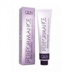 Ollin Professional Performance - Перманентная крем-краска для волос, 11-1 специальный блондин пепельный, 60 мл. Ollin Professional (Россия)