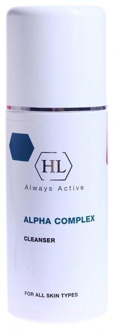 HOLY LAND Очиститель / Cleanser ALPHA COMPLEX 250 мл