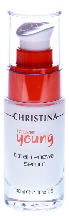 CHRISTINA Сыворотка омолаживающая Тоталь (шаг 1) / Total Renewal Serum FOREVER YOUNG 30 мл