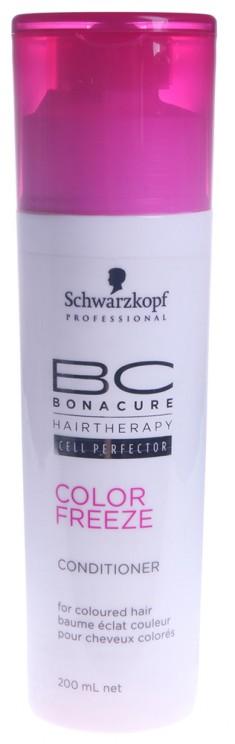 SCHWARZKOPF PROFESSIONAL Кондиционер для окрашенных волос / BC pH 4.5 Color Freeze 200 мл