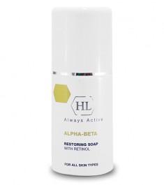 HOLY LAND Мыло / Restoring Soap ALPHA-BETA 125 мл