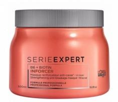 L'OREAL PROFESSIONNEL Маска укрепляющая против ломкости волос / ИНФОРСЕР 500 мл LOREAL PROFESSIONNEL