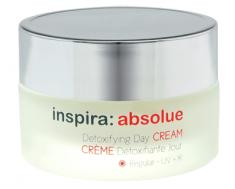INSPIRA COSMETICS Крем детоксицирующий легкий увлажняющий дневной / Detoxifying Day Cream Regular INSPIRA ABSOLUE 50 мл Janssen