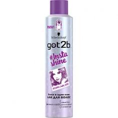 GOT2B Лак для волос INSTA-SHINE 300 мл