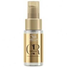 Wella Reflection Oil легкое масло для придания блеска волосам 30мл
