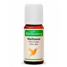 Blumenberg масло эфирное Пихта белая Weibtanne 10мл