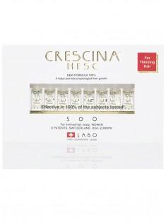 Crescina 500 Лосьон для стимуляции роста волос для женщин №10 3,5 мл