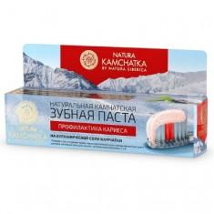 Натура Сиберика Kamchatka зубная паста Профилактика кариеса для всей семьи 100мл NATURA SIBERICA