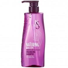 Керасис (KeraSys) Шампунь для волос Naturing Объем и эластичность с морскими водорослями 500 ml