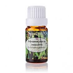 Эвкалипта 100 % натуральное эфирное масло, 10 мл (Аромашка)