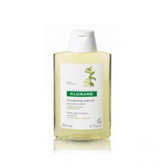 Тонизирующий шампунь с мякотью цитрона, 200 мл (Klorane)