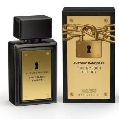 Туалетная вода ANTONIO BANDERAS THE GOLDEN SECRET муж. 50 мл
