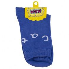 Носки женские SOCKS Kitty blue р-р единый