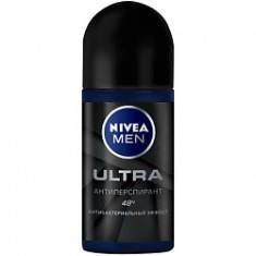 NIVEA Дезодорант ролик ULTRA 50 мл