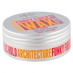 Воск для укладки волос MADES FUNKY FIBER для создания оригинальных причесок 75 мл