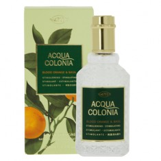 Одеколон 4711 ACQUA COLONIA STIMULATING - BLOOD ORANGE & BASIL жен. 50 мл
