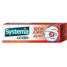 Лион зубная паста Systema комплексный уход апельсин 120 г LION
