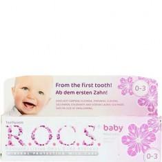 Зубная паста для малышей с ароматом Липы R.O.C.S