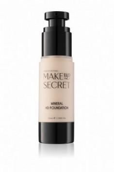 Тональный крем минеральный MAKE-UP-SECRET HD01 Алебастровый