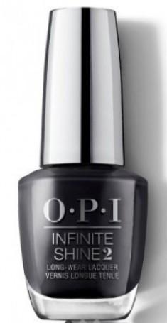 Лак для ногтей OPI Infinite Shine Strong Coal-ition ISL26
