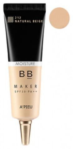 BB-крем увлажняющий A'PIEU BB Maker Moisture SPF30/PA++ Natural Beige
