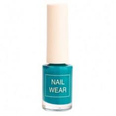 Лак для ногтей The Saem Nail Wear 90.Cool green 7мл