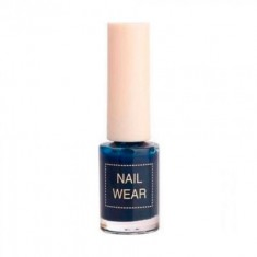 Лак для ногтей The Saem Nail Wear #63_tote navy 7мл