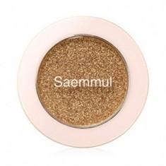 Тени для век с глиттером THE SAEM Saemmul Single Shadow (Glitter) YE02 1,6гр