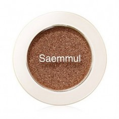 Тени для век мерцающие THE SAEM Saemmul Single Shadow(Shimmer) BR06 2гр