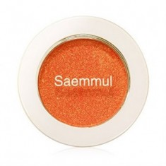 Тени для век мерцающие THE SAEM Saemmul Single Shadow (Shimmer) OR02 2гр