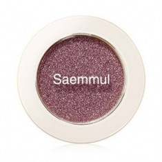 Тени для век мерцающие THE SAEM Saemmul Single Shadow(Shimmer) PP01 2гр