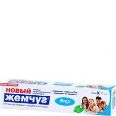 Зубная паста Фтор НОВЫЙ ЖЕМЧУГ