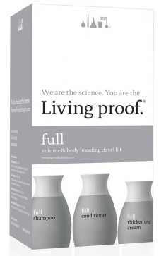 LIVING PROOF Набор дорожный для объема волос / FULL 2*60 мл + 53 мл