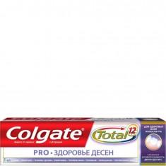Зубная паста Total 12 Pro Здоровье десен COLGATE