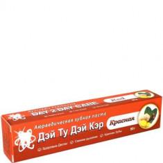 Зубная паста аюрведическая Красная Day 2 Day Care