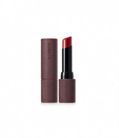 Помада для губ матовая THE SAEM Kissholic Lipstick Extreme Matte RD01 Red Some 3,8гр