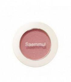 Тени для век мерцающие THE SAEM Saemmul Single Shadow(Shimmer) PK03 2гр