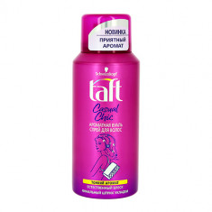 Спрей для укладки волос TAFT CASUAL CHIC Ароматная вуаль 100 мл