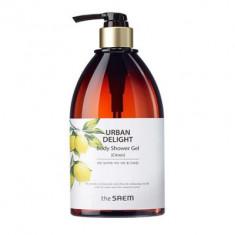 Гель для душа THE SAEM URBAN Delight Body Shower Gel [Citron] 400мл