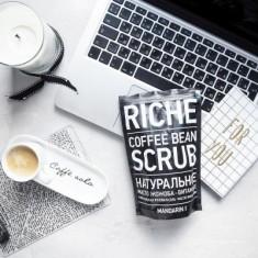 Кофейный скраб для тела Мандарин Riche 250гр Riche Cosmetics