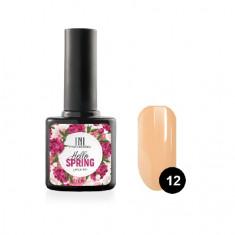 TNL, Гель-лак Hello Spring №12, абрикосовый щербет TNL Professional