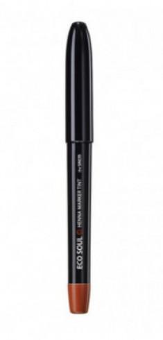 Тинт-маркер для губ THE SAEM Eco Soul Henna Marker Tint 01 Kustom Orange 1,2мл