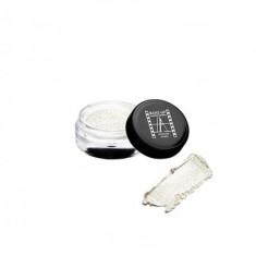 Тени для глаз кремовые Make-Up Atelier Paris ESCBARG серебристо-белый