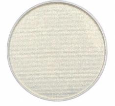 Тени прессованные Make-Up Atelier Paris T141 Ø 26 белое золото запаска 2 гр