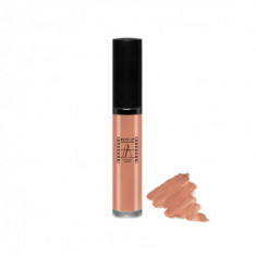 Блеск для губ в тубе суперстойкий Make-Up Atelier Paris RW43 песчаная роза 7,5 мл