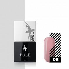 Pole, Гель-лак Lovely Ballerina №08, дымчато-лиловый