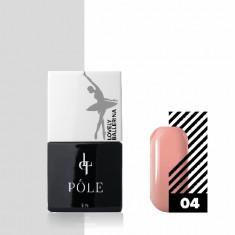 Pole, Гель-лак Lovely Ballerina №04, розовый нюд