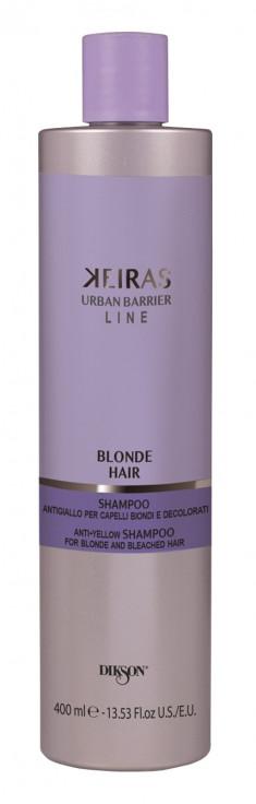 DIKSON Шампунь для обесцвеченных волос / SHAMPOO FOR BLONDE AND BLEACHED HAIR 400 мл